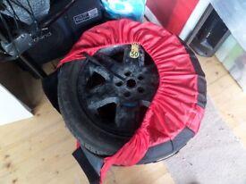 "19"" Range Rover Spare Wheel"