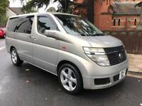 Nissan Elgrand 3.5 V6 Auto 8 Seater MPV New Shape