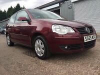 2005 VOLKSWAGEN POLO S 64 ***LOW MILES***