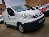 2012 Nissan Primastar 2.0 DCI 115 - SWB Van - FSH - 3 Month Warranty - No VAT