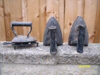 cast iron irons