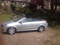 price reduced !!!!!!!!!!!!! Vauxhall astra twintop convertible low mileage