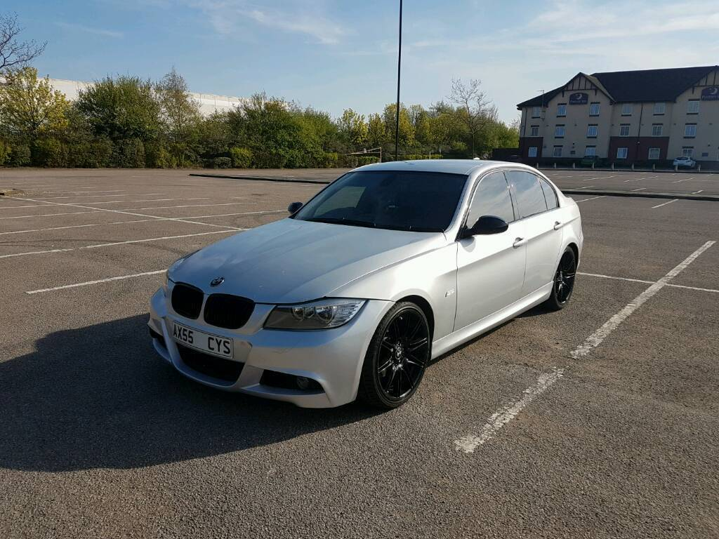 2006 bmw e90 330d m sport full 2010 lci conversion 103k. Black Bedroom Furniture Sets. Home Design Ideas