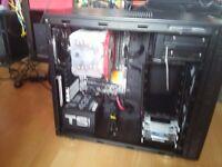 **REDUCED** Gaming ready PC/office desktop, Intel, 8gb RAM, Z97 Gigabyte, SSD.