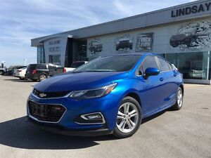 2016 Chevrolet Cruze LT Sunroof|BOSE|Heated Front Seats|RS Packa