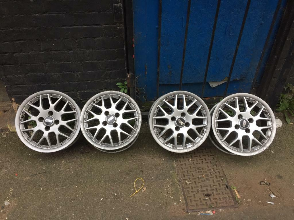 BBS RS 772 polo gti split rims rm