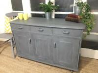 VINTAGE SIDEBOARD FREE DELIVERY LDN🇬🇧chest RETRO MIDCENTURY