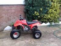 250 cc quad