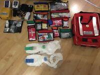 Full medical kit for sale.