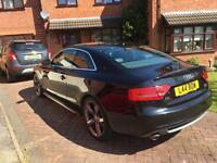Audi A5 s line. Coupe special edition 3000 diesel auto