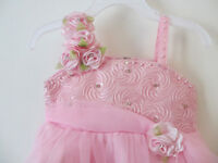 Brand New Pink Party girls dress
