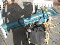 wickes leaf blower/ vac