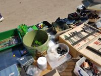 Large lot of Carp, Sea and Couse tackle