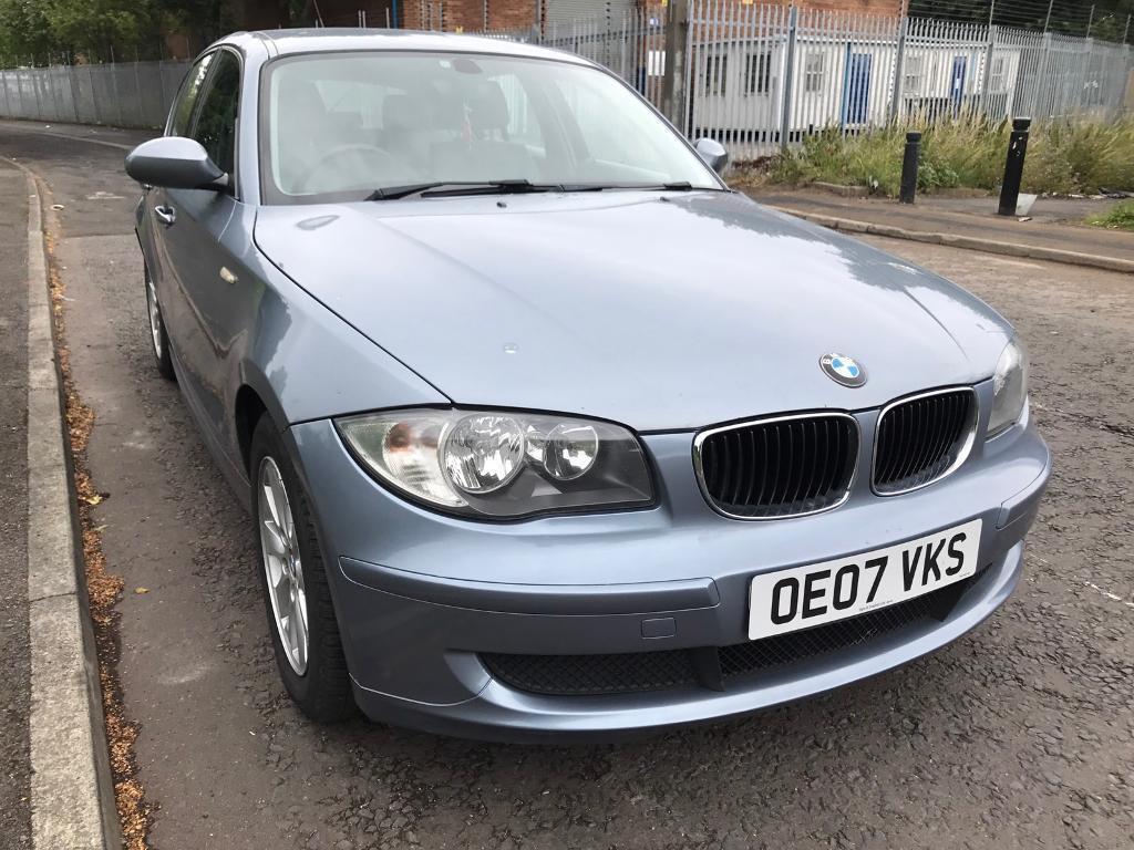 BMW 1 SERIES 118D SE 2007 *Diesel* *1 Year MOT* *Cheapest in the region*