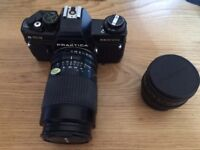 Practica B100 35mm Camera - With Zoom Lens