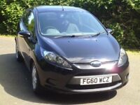 FORD FIESTA EDGE 1.4 TDCI ONLY 61K JUST SERVICED