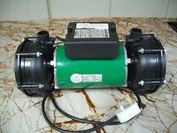 SALAMANDER SHOWER PUMP - TWIN IMPELLER RSP75 2.2 BAR