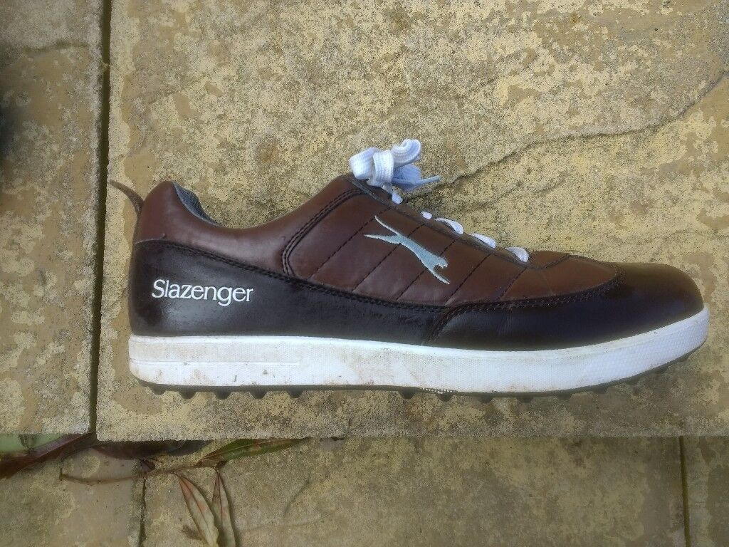 1def37fd98c Slazenger golf shoes mens size 10 | in Blackwood, Caerphilly | Gumtree