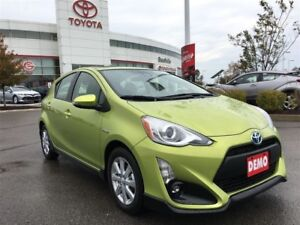 2017 Toyota Prius c Technology - Toyota Exec Demo, Save $$ Over