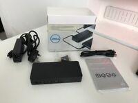Dell D3100 docking station hub USB 3.0 / 4K