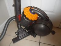 dyson animal ball cylinder hoover