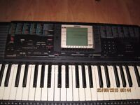 Yamaha psr-330 electric organ