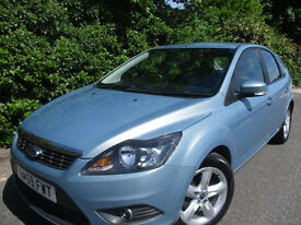 2009 59 FOCUS ZETEC CLIMATE 1.6 *70,000*NEW CLUTCH & CAMBELT* *NEW MOT* FORD