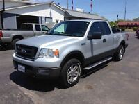 2005 Ford F-150 FX4 EXT 4X4 PACKAGE { WE FINANCE !! }