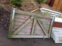 5ft garden gate