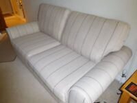 Beautiful 3 Seater Sofa made in Italy bought from Furniture Village cost £960.00