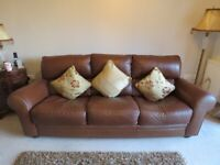3 and 2 piece Sofa's
