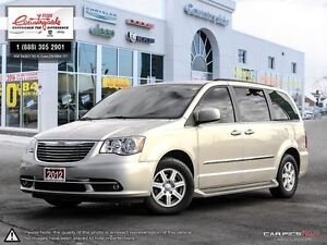 2012 Chrysler Town & Country Touring *HEATED SEATS & STEERING WH