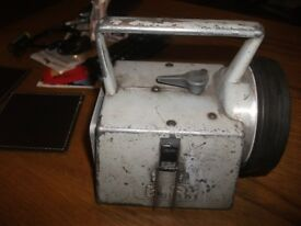 old railway lamp call me on 01516453349