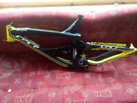 2014 world cup Gt Fury frame
