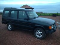 Landrover Discovery 300 TDI