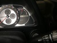 Cheap lexus drives perfectly