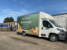 Removals ( Man with XL van)