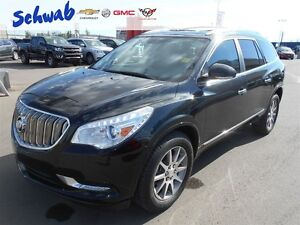 2014 Buick Enclave Leather, Heated Seats, Bluetooth, Touch Scree