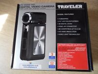 Traveler DV-5000 HD Digital Video Camera USB HDMI