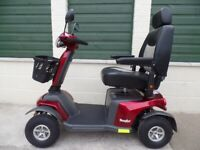 Mobility Scooter Vanos Galaxy II 4/8mph Road/Pavement scooter