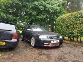 Audi s3 spares or repairs