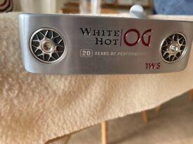 Odyssey White Hot OG putter