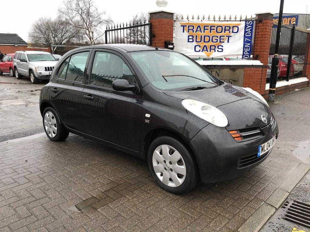 Nissan Micra 2004, 1.5 dci cheap runner not February 2019, cheap ...