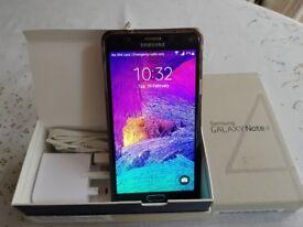 Samsung Galaxy Note 4 64 GB. UNLOCKED