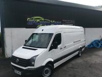 2014 VW CRAFTER LWB 1 UK OWNER VERY CLEAN VAN *FINANCE AVAILABLE*