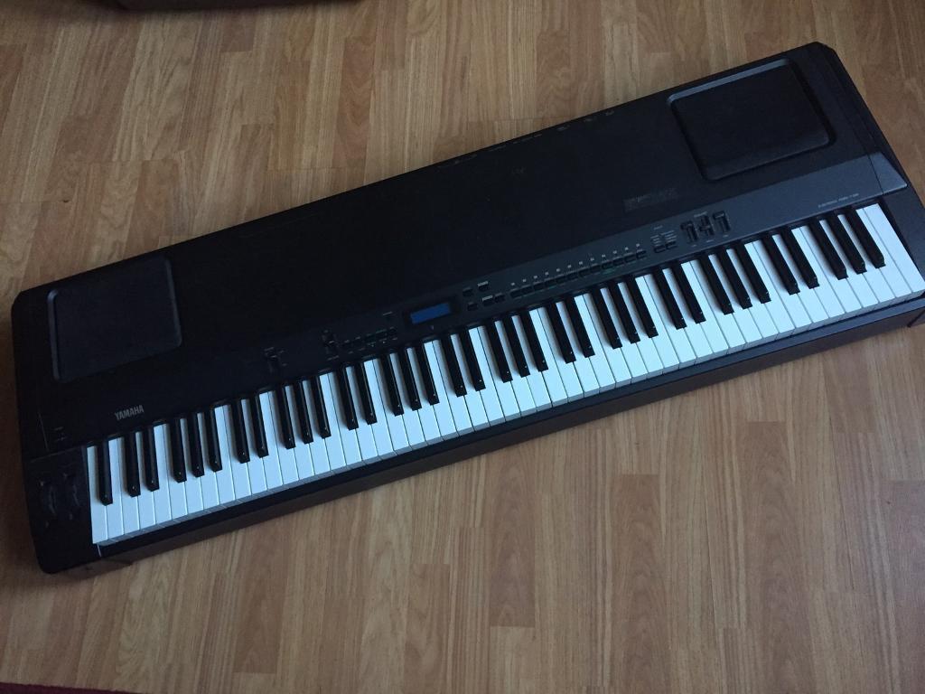yamaha p200 digital stage studio piano in charing cross glasgow gumtree. Black Bedroom Furniture Sets. Home Design Ideas