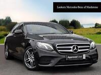 Mercedes-Benz E Class E 220 D AMG LINE (black) 2017-06-21