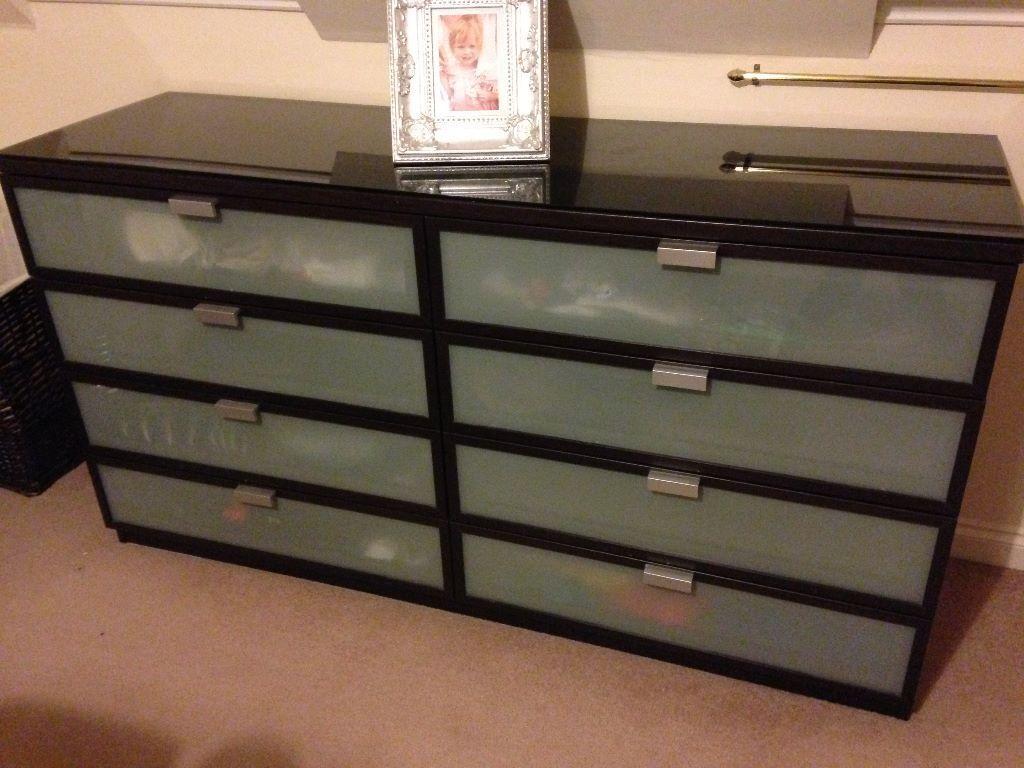 Large 8 Drawer Dresser From Ikea Hopen Range