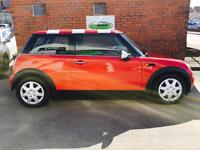 MINI HATCHBACK 1.6 One 3dr (red) 2002