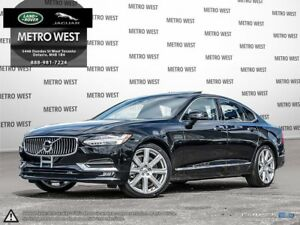 2017 Volvo S90 T6 INscription - 160,000km | 0.0% UpTO 60 Months